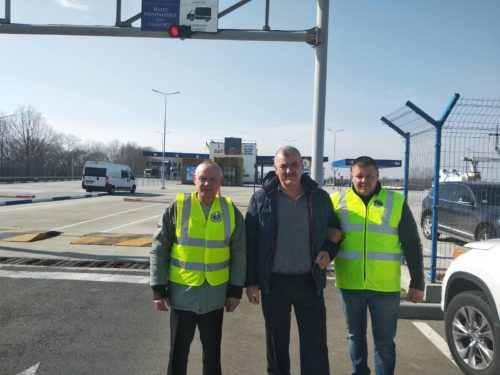 Херсонські міграційники видворили громадянина Молдови
