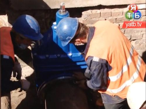 Херсонводоканал здійснив масштабну заміну обладнання під час дезінфекції води