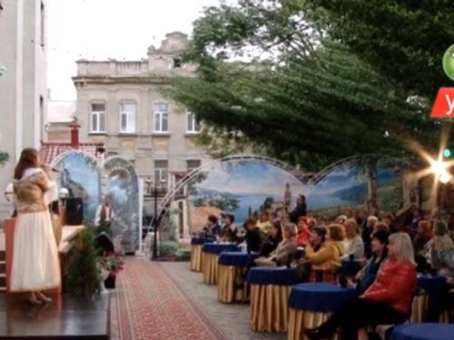 """«AMORE MIO – Італія!» – перша музична прем'єра, представлена у """"Театральному дворику"""""""