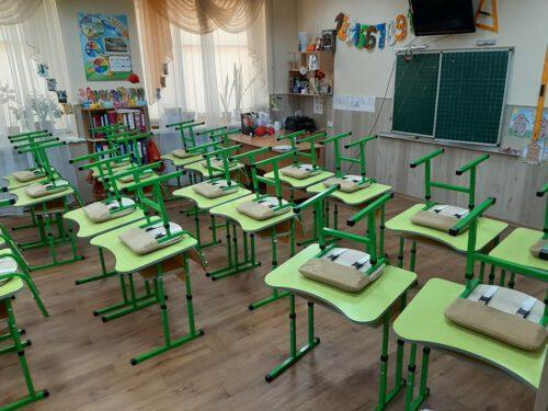 На Херсонщині школи готуються до нового навчального року