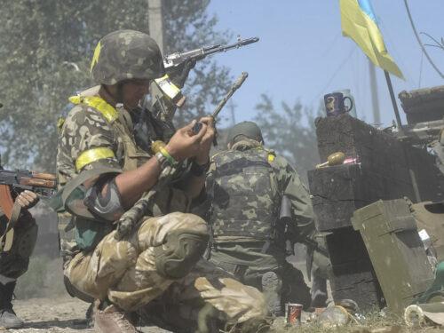 Вшановуємо героїзм захисників України