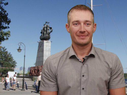 Відомий український спортсмен Віталій Цуркан йде на вибори