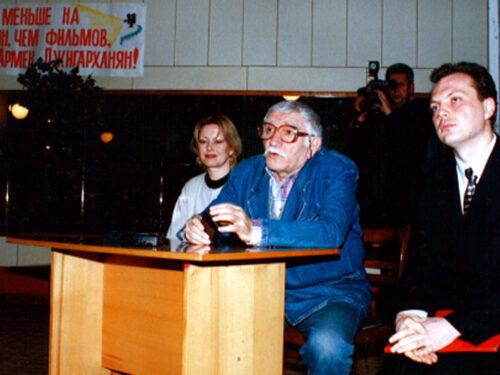 Артем Кияновський: Я вилікувався від комплексу заниженої самооцінки завдяки Джигарханяну