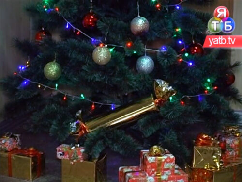 До свята Миколая маленькі пацієнти Херсонської дитячої лікарні одержали подарунки від благодійників