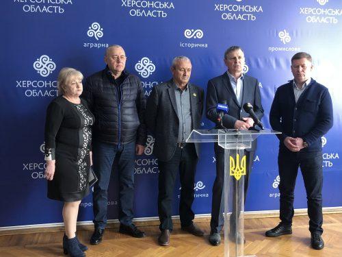 """Для захисту української землі від продажу партія """"Батьківщина"""" закликає всіх об'єднатися"""