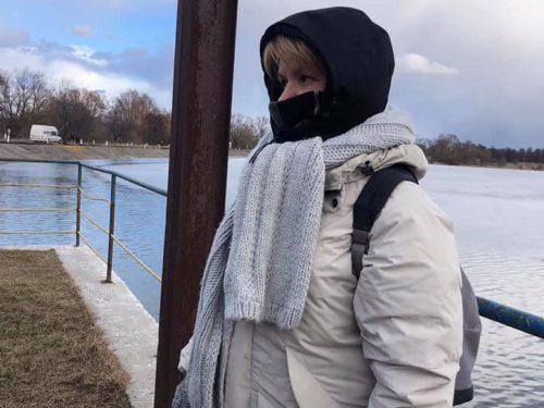 """Інтерв'ю з Оксаною Панасівською – сценаристкою серіалу """"Сіра зона"""""""