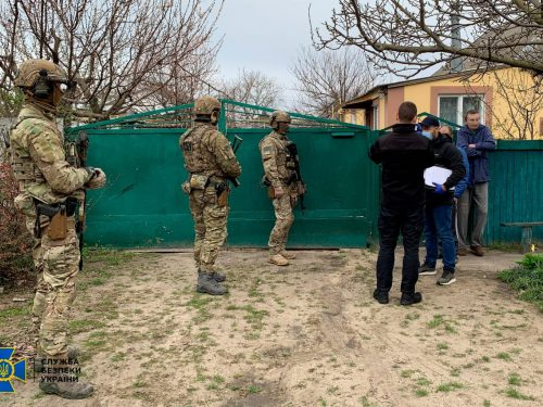 На Херсонщині СБУ заблокувала злочинців, яких координували «злодії у законі» з РФ