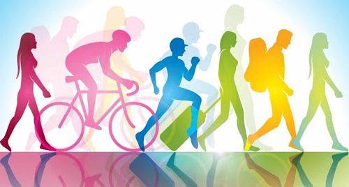 Яким є рівень фізичної активності українців?
