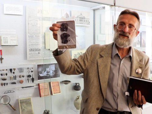 Онлайн-екскурсії: палеонтологічна колекція. Херсонський обласний краєзнавчий музей