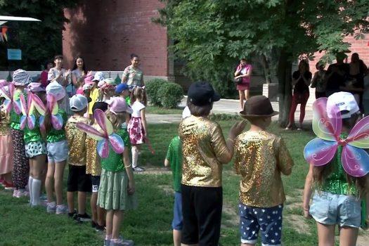 """В стилі """"FAMILY FEST"""" відбулося закриття літнього табору гурткової роботи в початковій школі ШГП"""