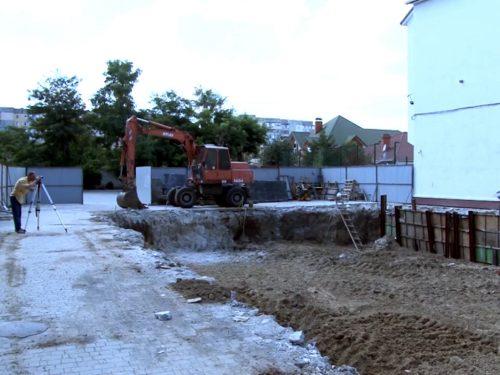 У Херсоні розпочато будівництво сучасного шкільного бібліотечно-інформаційного центру