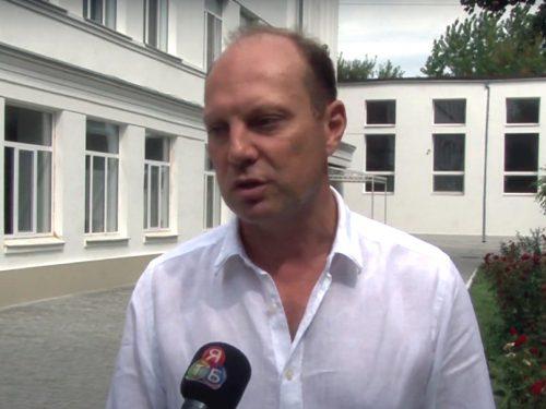 Артем Кияновський: Наша початкова школа є зразком для нової української школи